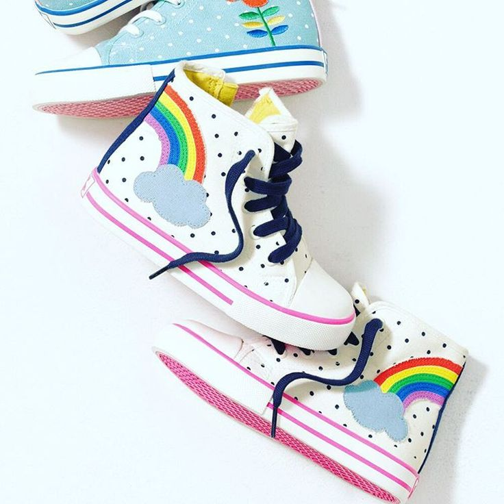 Who needs a pot of gold when the rainbow's this pretty? Shop Mini Boden here > http://www.bodenusa.com/en-us/girls-clothing