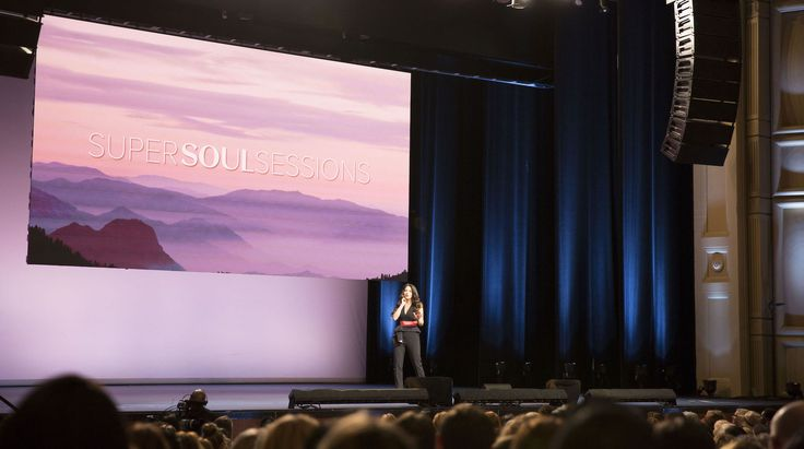 Marie Forleo delivers her SuperSoul Session for Oprah Winfrey to teach you about how one simple belief can make you virtually unstoppable.