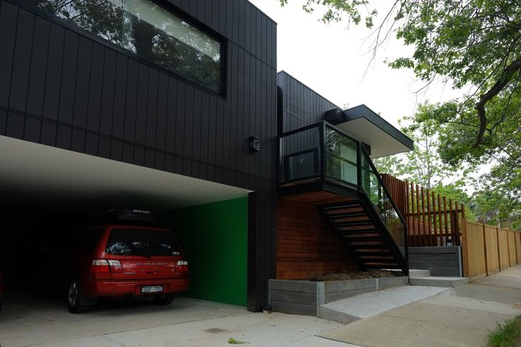 Modest House, Box Hill South. ITN Architects / Nigel Grigg