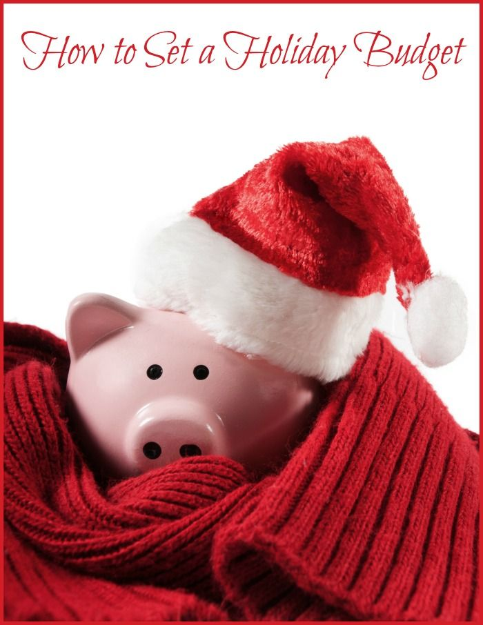 It is important to set a budget for holiday spending and stick to it. Here are some helpful tips that so you can start and keep a budget this year.