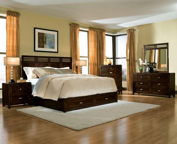 dark brown furniture in bedroom photos amazing 423 best images about bedroom on pinterest - Dark Furniture Bedroom Ideas