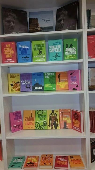 Our books!  #naples #iocistolibreria #lalibreriaditutti #books  #rainbow #education #bookshop   http://www.iocistolibreria.it