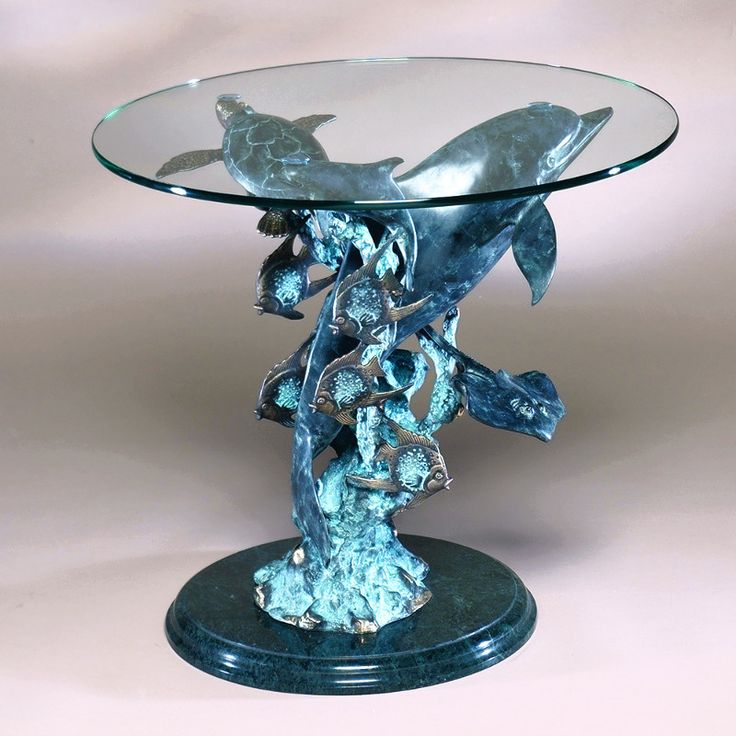 Best Dolphin Seaworld Side Table Beach Decor Shop End 400 x 300