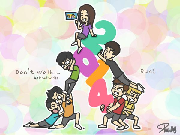 Running man 2014 - Too cute and I can't wait what RM have in store for 2014 for all of us RM fans.