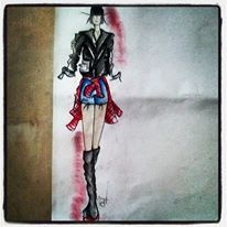 fashion sketch1