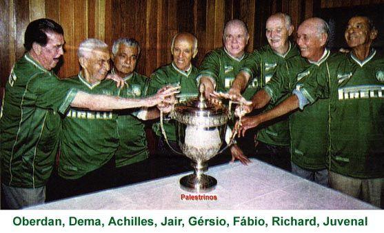 Há 65 anos, Palmeiras batia Juventus e levava o futebol brasileiro ao topo do mundo