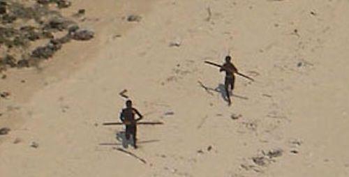 都市傳傳說《神秘島嶼 North Sentinel Island》印度政府禁止人民靠近這島