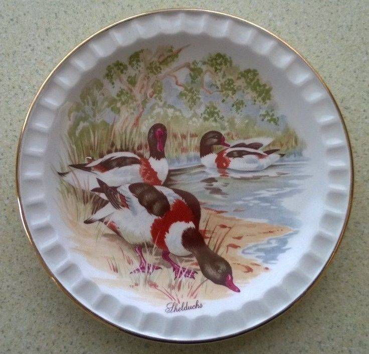 VINTAGE ROYAL FALCON IRONSTONE (WEATHERBY HANLEY ENGLAND) PIN/TRINKET DISH(USED)