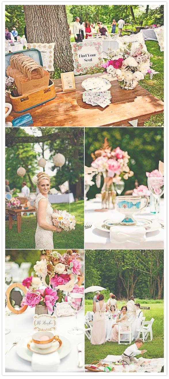 New England tea party wedding | http://www.100layercake.com/blog/2012/03/14/new-england-tea-party-wedding-kendra-mat/