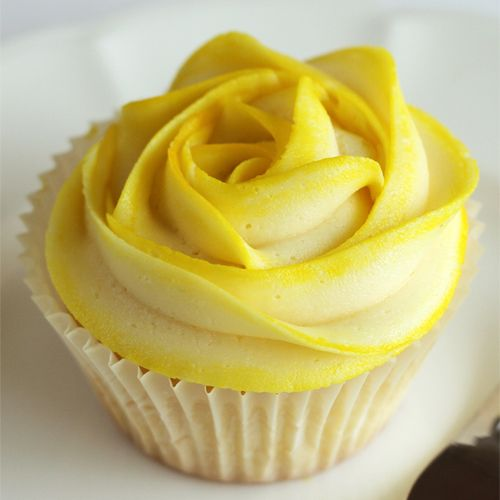 Tint Rose Buttercream Frosting For Cupcakes Recipe