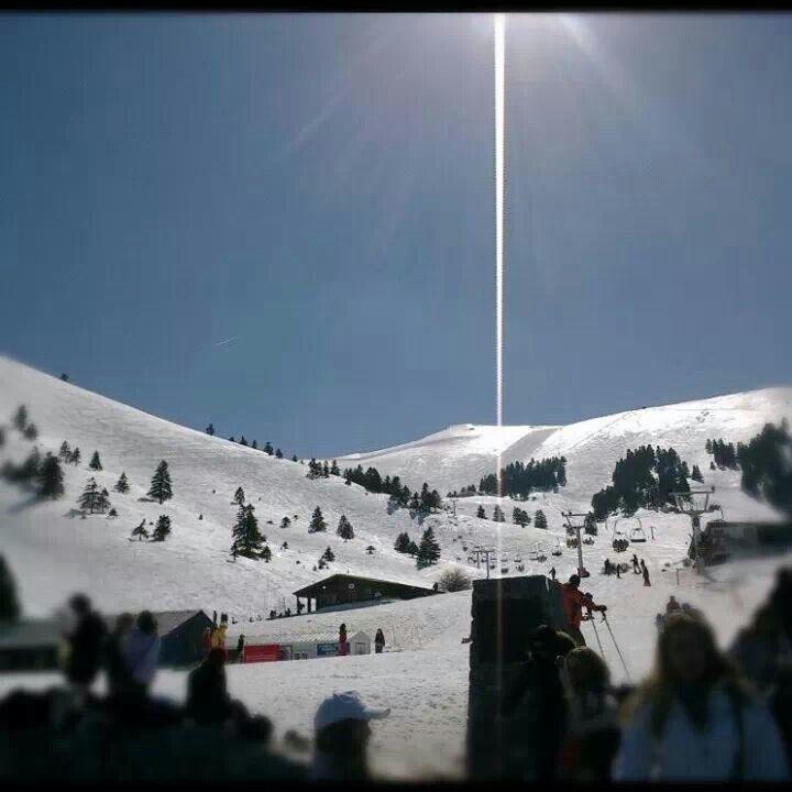 Chelmos, Kalavryta Greece.. Ski resort :)