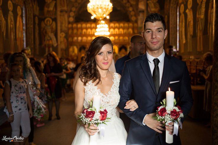 Fotografie de nunta in Biserica