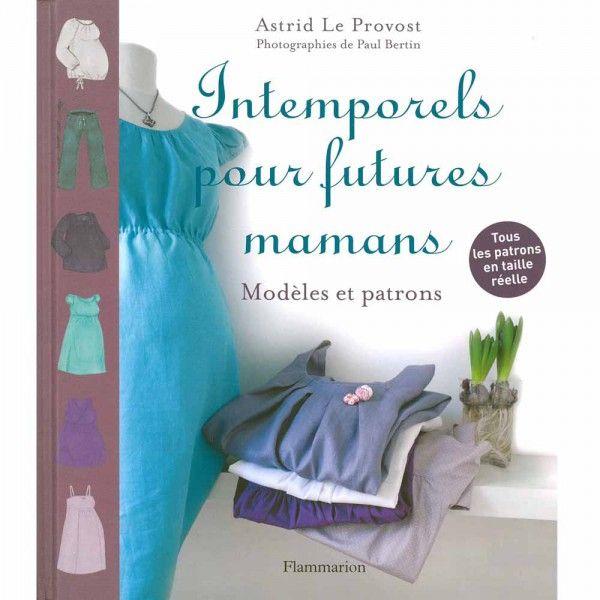 Livre : Intemporels pour futures mamans