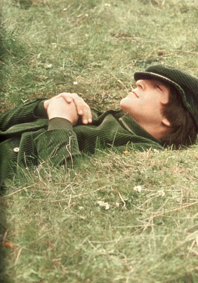 john,,,take a rest...I liked him ,may he rest in peace..