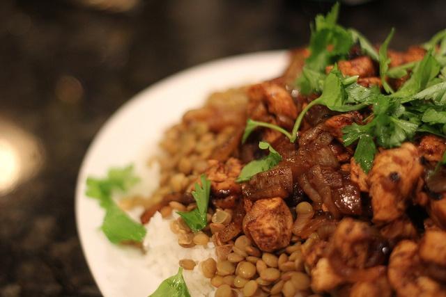 Moorish Moroccan – A Feast of the Senses (Image source: alykat via Flickr)
