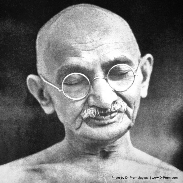 My life is my message - Mahatma Gandhi - A Great leader of our time | Live a great life guide by Dr Prem | Carve yourself | Carve your life