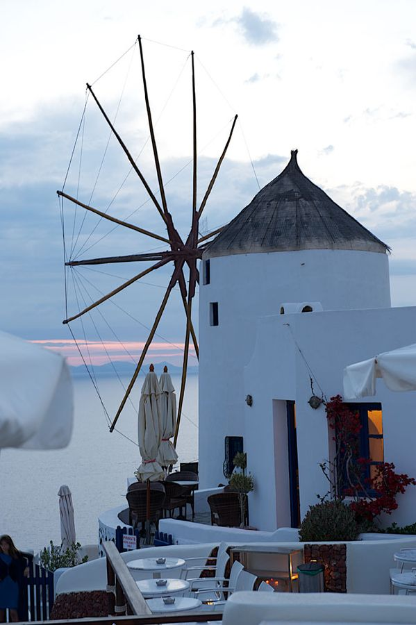 Oia village, Santorini island, Greece.  -  Selected by www.oiamansion.com in Santorini.
