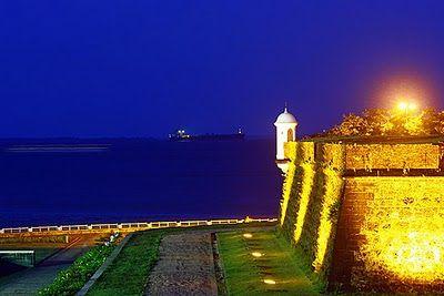 Fortaleza de São José de Macapá em Macapá, AP