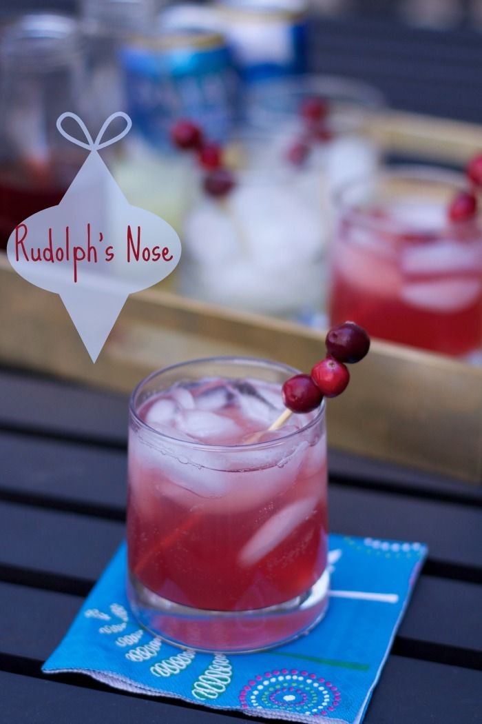101 best images about christmas mocktails on pinterest for Fun alcoholic drink recipes