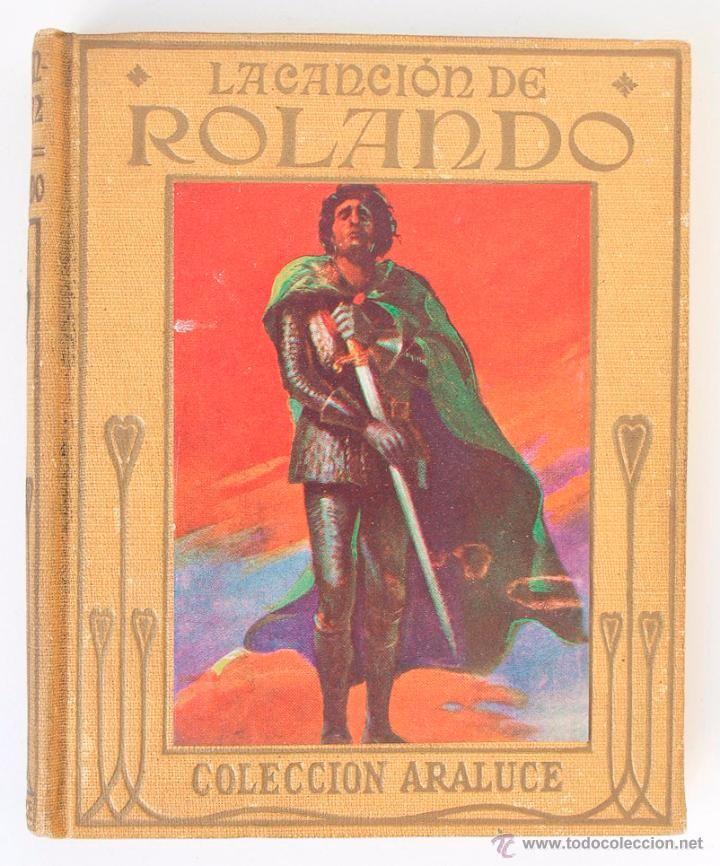 La Canción de Rolando - Colección Araluce 1943 - Foto 1