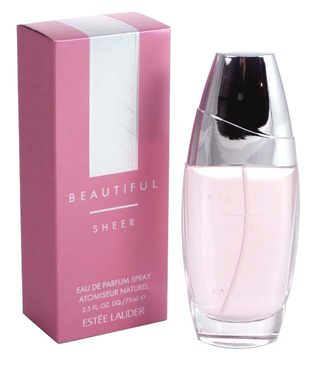 Beautiful Sheer is my signature scent- I've been stopped twice by strangers who told me I smelled so good.  I think that's a great testimony.