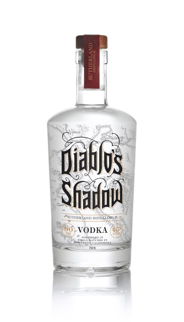 Diablo's Shadow on Packaging of the World - Creative Package Design Gallery
