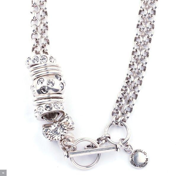 Miglio Jewelry USA - Miglio Jewelry Signature Necklace (N1001), $175.00 (http://www.migliojewelryusa.com/miglio-jewelry-signature-necklace-n1001/)