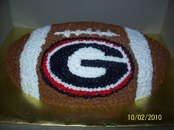 GA Bulldog Groom's cake. Yes b would love this!