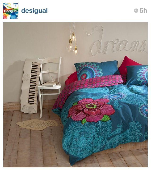 Desigual acolchado i love desigual new bedroom deco bedroom home home decor - Desigual home decor ...