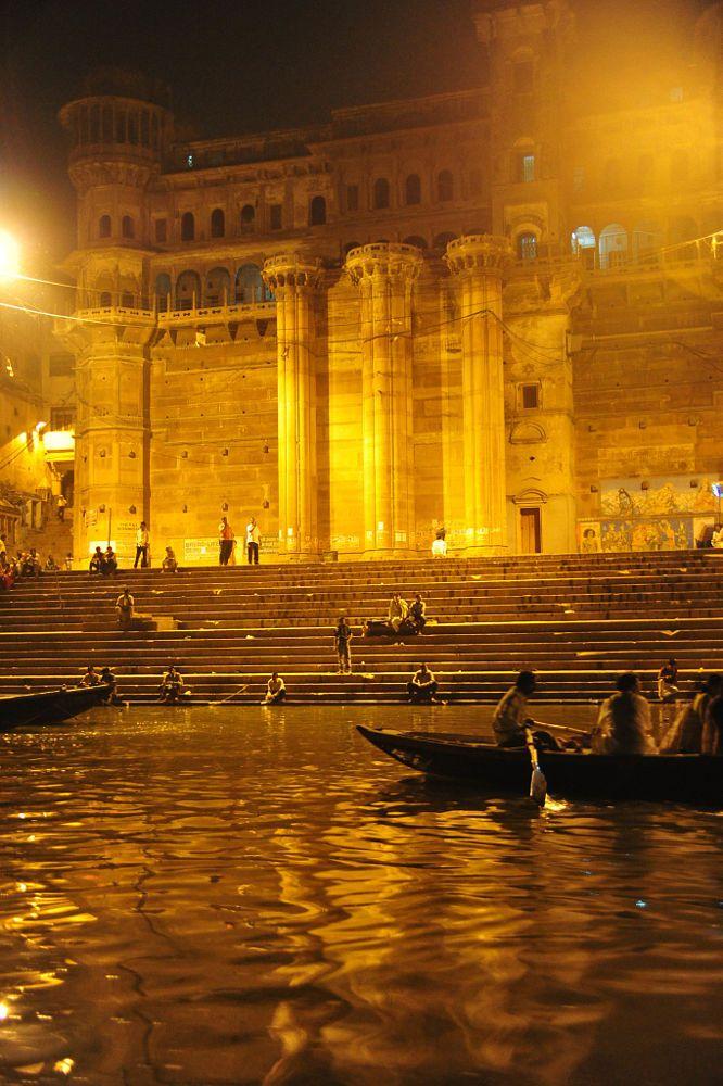Varanasi Ghats, India