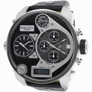 Diesel Men's DZ7125 Time Zone Watch | Overstock.com Shopping - Big Discounts on Diesel Men's Diesel Watches