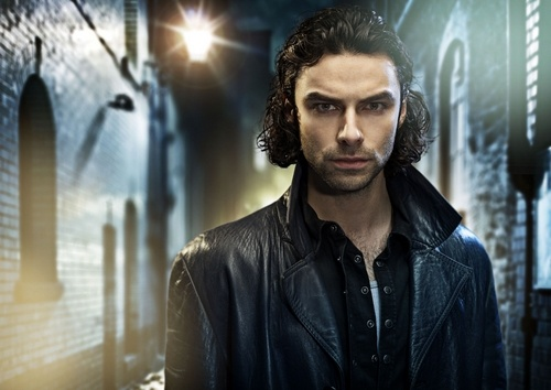 Being human (BBC) aidan turner