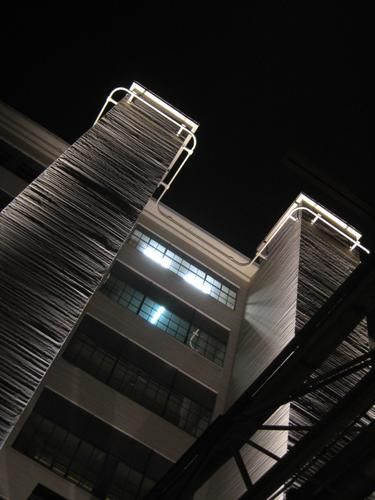 Strijp-S at night
