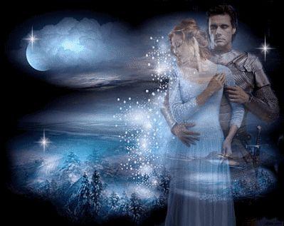 romantisme d un couple....