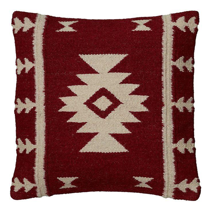 Rizzy Home Southwestern Throw Pillow