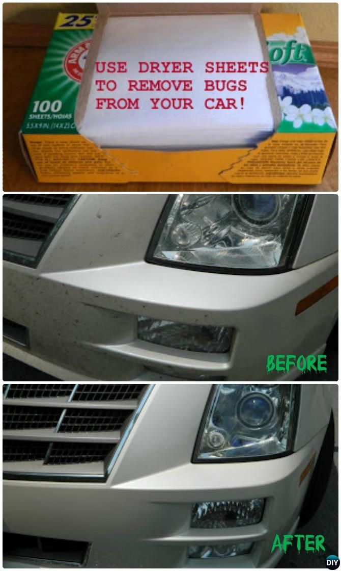 Tips to Remove #Car Body Dead Bug-20 Car #Cleaning Detailing Tips and Tricks