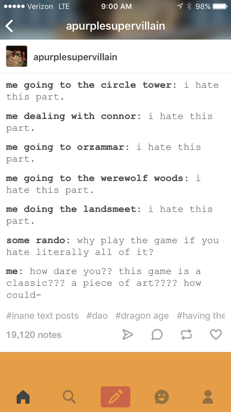How everyone feels about Dragon Age: Origins.