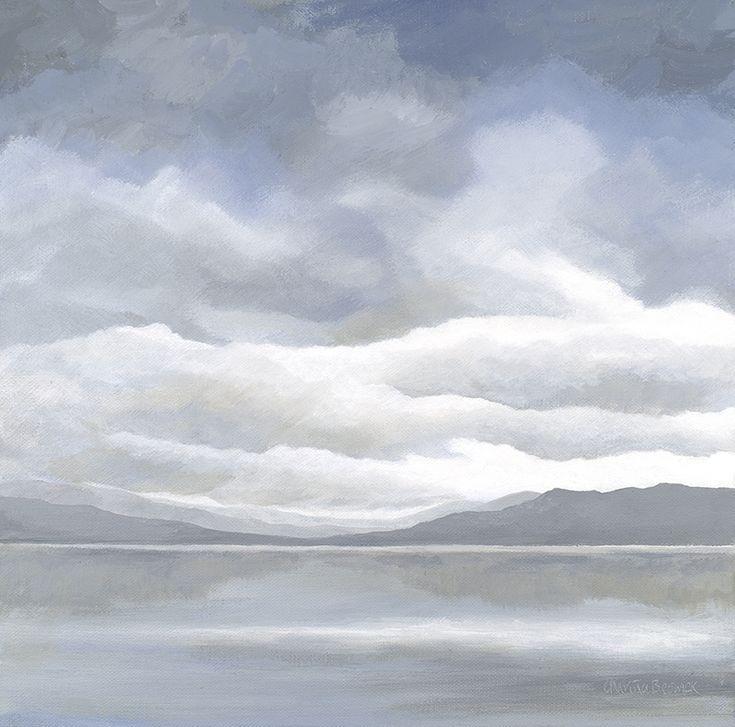 Loch Ness at dusk