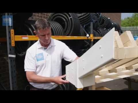 (16) HOW TO: PVC Fascia - How to Construct the Box End Section | PVC Cladding - YouTube