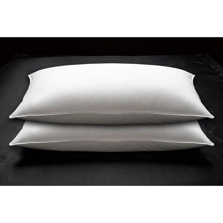 Enterprises 233 Thread Count Cotton Down Firm Pillow