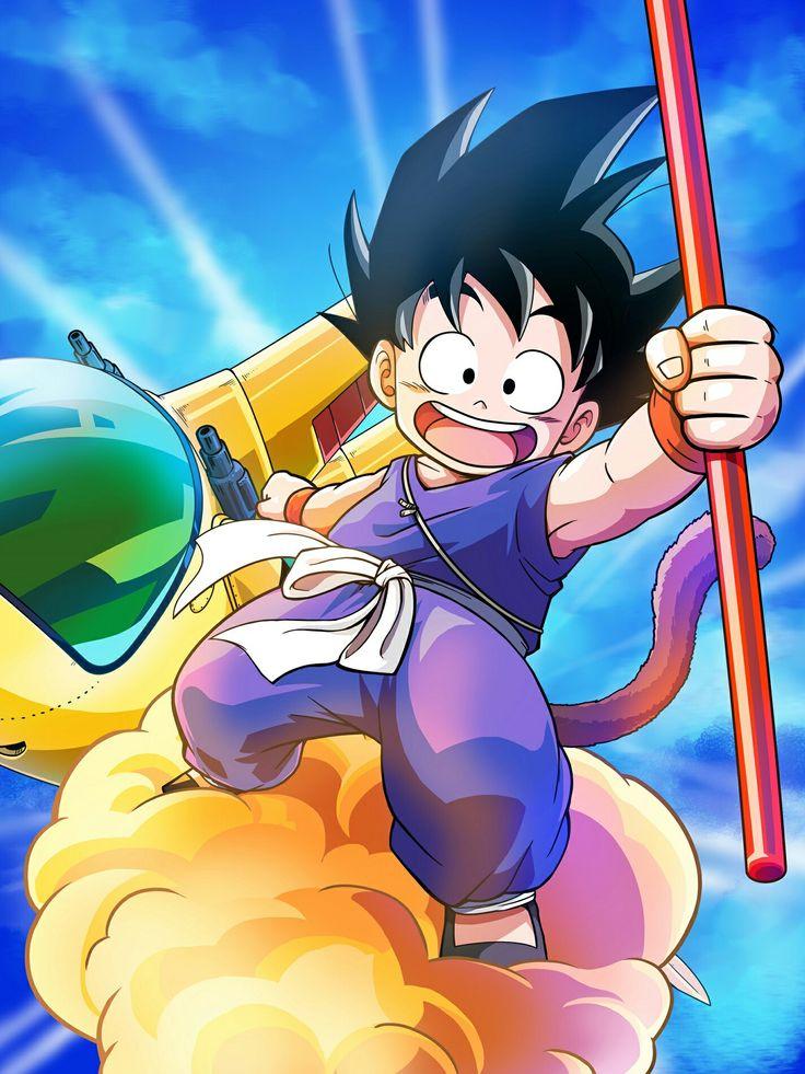 Goku gt essa geração era mt boa a de hj tambem e