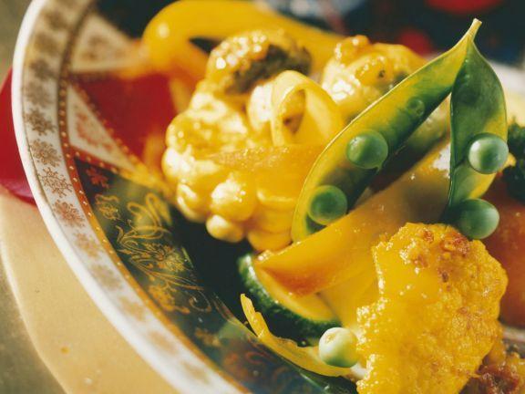 Südafrikanisches Gemüsecurry ist ein Rezept mit frischen Zutaten aus der Kategorie Gemüse. Probieren Sie dieses und weitere Rezepte von EAT SMARTER!
