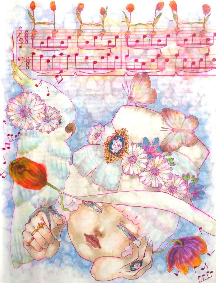 Piano Lesson by Reina-Ruuska on deviantART