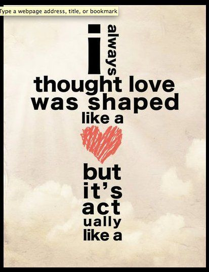 How is love shaped? #cross #christian #bible
