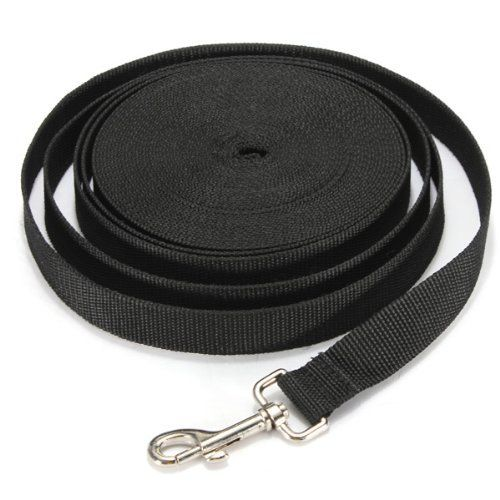 5FT/10FT/20FT/30FT/40FT Long Dog Puppy Pet Puppy Training Obedience Lead Leash recall 3 Color Choice - http://www.thepuppy.org/5ft10ft20ft30ft40ft-long-dog-puppy-pet-puppy-training-obedience-lead-leash-recall-3-color-choice/