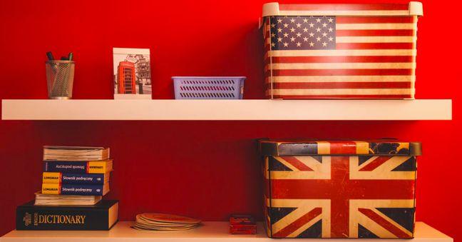 Verwenden Sie mehr britische oder amerikanische Wörter, die auf diesem Quiz basieren?   – Quizzes