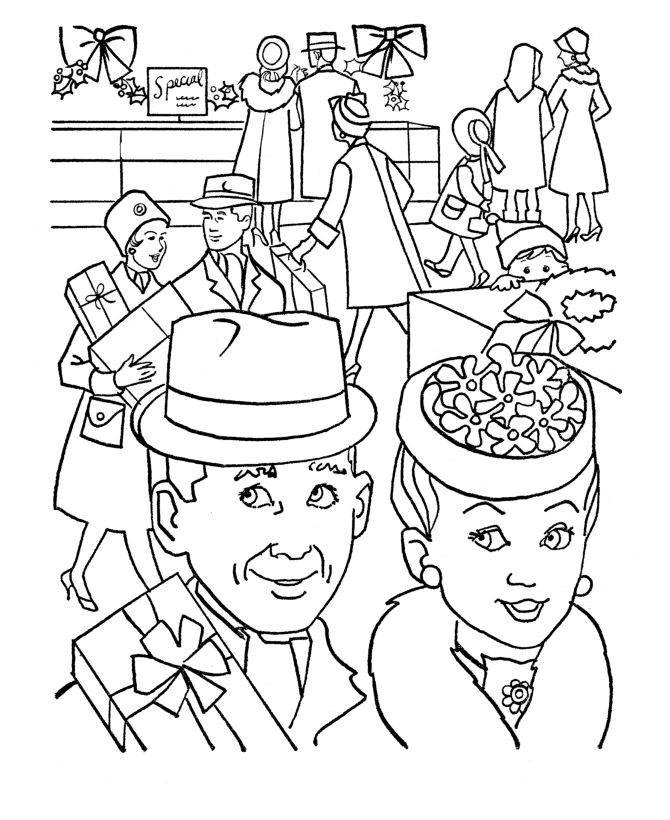 Grandparents Day Coloring Pages Grandparents Christmas