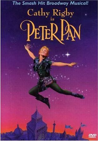 Peter Pan The Broadway Musical - Filmed Live on Stage DVD $9.98
