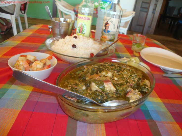 Recette gateau creole guyane