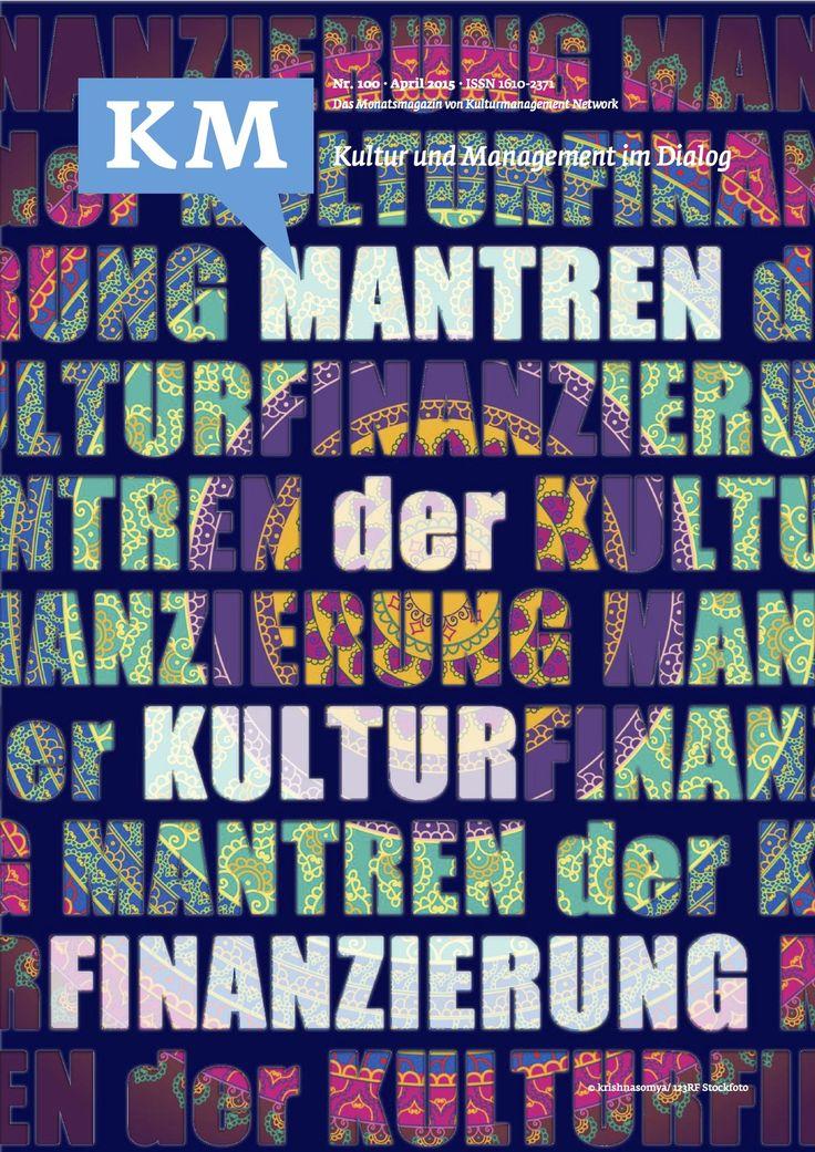 Kulturmanagement Network - Kultur und Management im Dialog